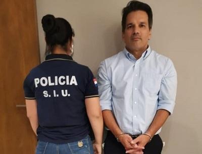 Imputan a Turrini por tenencia y tráfico de drogas