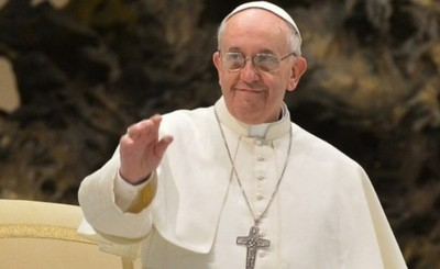Francisco respaldó la unión civil entre personas del mismo sexo