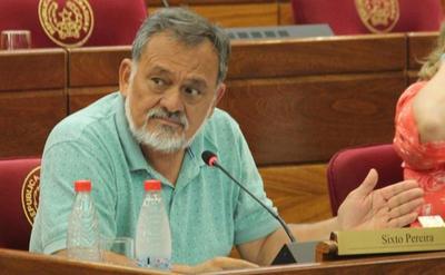 Senadores de Honor Colorado pedirán pérdida de investidura de Sixto Pereira
