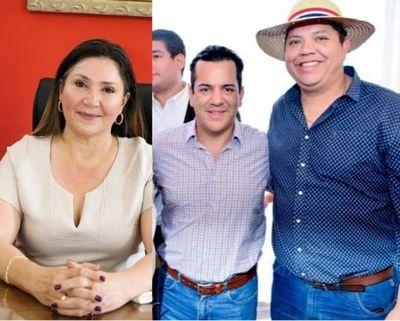 Garilin González asegura que no es ahijada de Friedmann, pero sí del diputado Juancho Aacosta