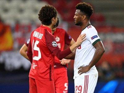 Lokomotiv arranca un valioso empate en Salzburgo