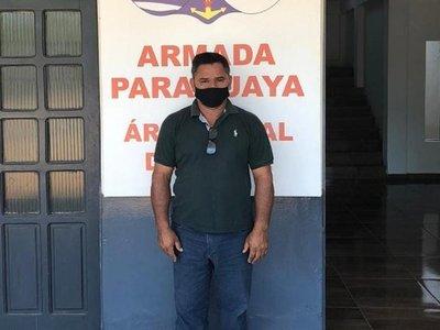 Detienen a sospechoso de robo de mercaderías de contrabando