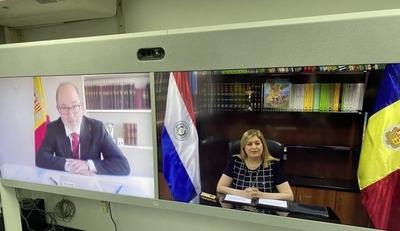 HOY / Ministerio Público establece protocolo de cooperación con la Fiscalía General de Andorra
