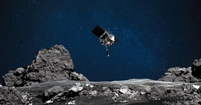 La Nación / Sonda Osiris-Rex entró en contacto con asteroide en misión histórica