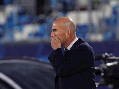 """Zidane: """"Nos faltó de todo, pero sobre todo confianza"""""""