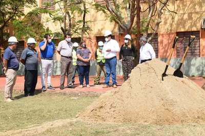 Gobernación construirá dos aulas que costarán Gs. 210.074.519