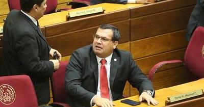 """La Nación / Diputado Maidana exige condena para """"delincuentes"""" que hicieron vito con tierras del Estado"""