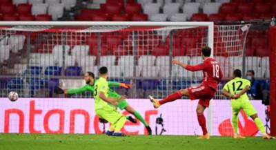 HOY / Brutal arranque en la Champions del campeón bávaro