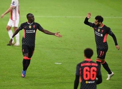 En Holanda, Liverpool empieza con el pie derecho