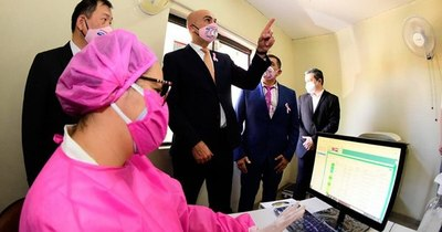 La Nación / Hospital de Trinidad se suma a la red HIS