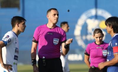 HOY / Torneo árabe se define con ternas arbitrales paraguayas
