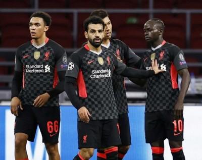 Liverpool empieza con el pie derecho