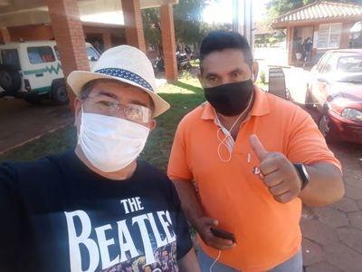 AUDIO: Electricista dice saber mucho de tragada de dinero en el hospital de Pedro Juan Caballero