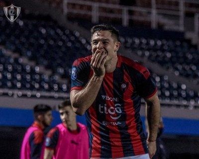 Diego Churín, virtual jugador del Gremio de Brasil