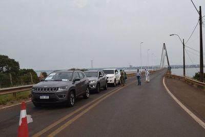 Paraguay flexibiliza exigencias para ingreso desde Argentina, pese que ellos mantienen cierre de frontera