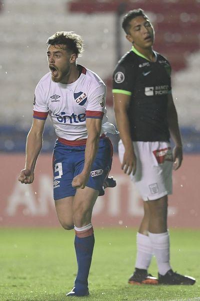 Nacional gana el Grupo F de Libertadores