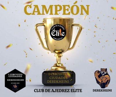 Club de ajedrez de PJC, es el primer Campeón online por equipos de ciudades del Paraguay