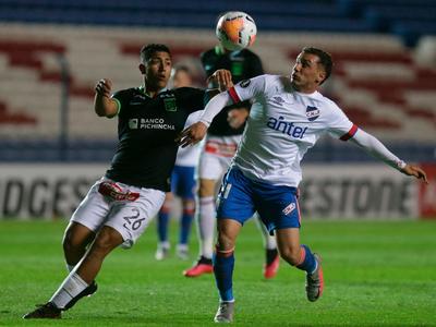 Nacional avanza como el mejor de su grupo tras vencer a Alianza Lima