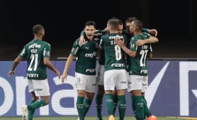 HOY / Palmeiras golea y Gómez colabora con un gol