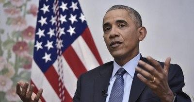 La Nación / Obama llama a olvidar los sondeos y votar en masa por Biden en elecciones de EEUU
