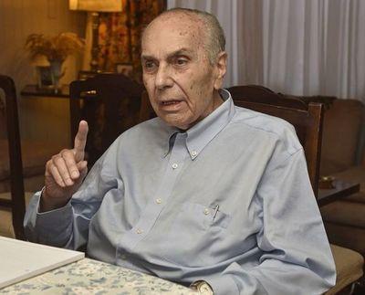 Falleció Conrado Pappalardo