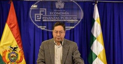 La Nación / Elecciones en Bolivia fueron transparentes y gobierno de Arce es legítimo, dice misión de OEA