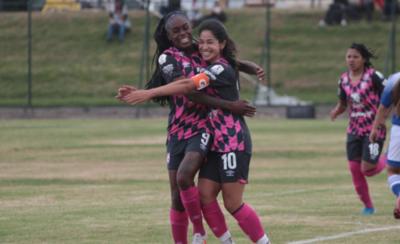 HOY / Paraguaya anota el gol 100 de Santa Fe en Colombia