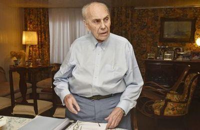 """Falleció el político y empresario Conrado """"Teruco"""" Pappalardo"""