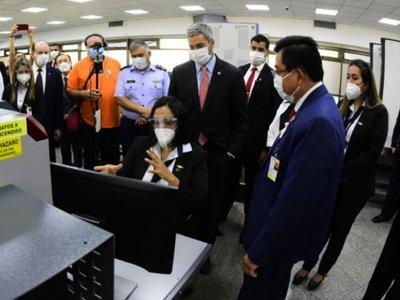 Paraguay vuelve a conectarse  al mundo con  vuelos regulares