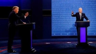 Trump y Biden volverán a enfrentarse en el segundo y último debate antes de las elecciones presidenciales