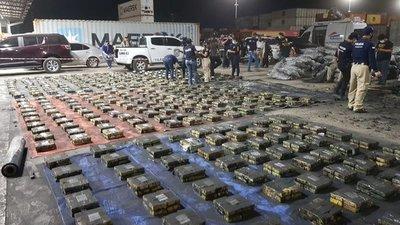 Caso histórica incautación de cocaína en Villeta: Dueño de exportadora desconocía el contenido de carga, según abogado