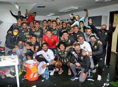 Cacique imparable en Copa Libertadores