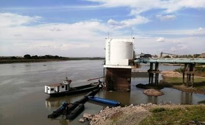 HOY / Essap culminó instalación de bomba en Planta de Viñas Cué para la provisión de agua