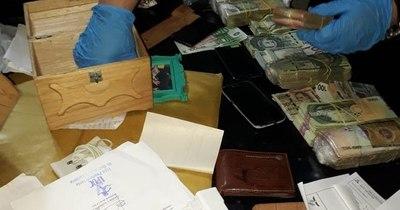 La Nación / Requisa en Tacumbú: laboratorio de cocaína funcionaba en área de admisión