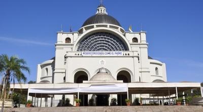 Ajustan protocolo para Caacupé: solo dos misas por día, con hasta 1.000 asistentes