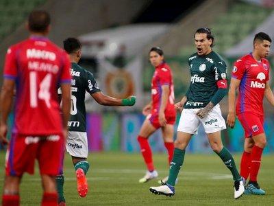 Gol de Gustavo Gómez y Palmeiras sentencia la mejor campaña