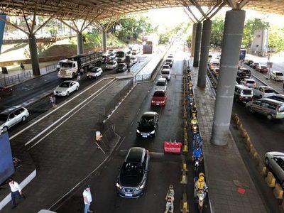 Flujo de ventas en comercios de Ciudad del Este mejorará cuando la apertura de fronteras sea de 24 horas, refieren