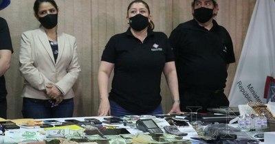 La Nación / No descartan que cocaína incautada era vendida fuera de la cárcel de Tacumbú