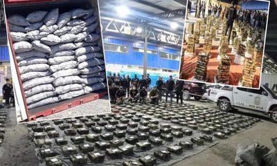 Dos libaneses de Ciudad del Este estarían teniendo fuertes vínculos con megacargamento de cocaína – Diario TNPRESS