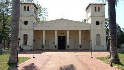 Queman imagen de la Virgen del Rosario y sagrario en iglesia de San José de los Arroyos