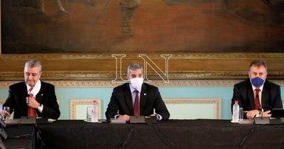 La Nación / Benigno López confirma que renunciará este fin de semana
