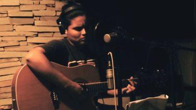 Filadelfia: joven nivaclé compone y canta en su lengua materna