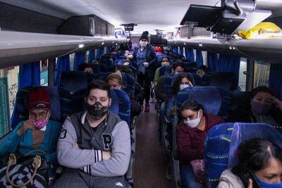 Más de 16mil repatriados en seis meses de pandemia