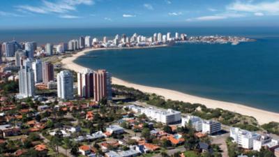 Punta del Este, el mejor amigo turístico de Paraguay