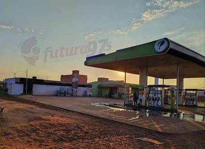 Denuncian faltante de unos mil litros de combustible