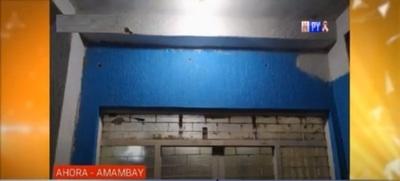 Atentan contra funcionario penitenciario en Amambay – Prensa 5
