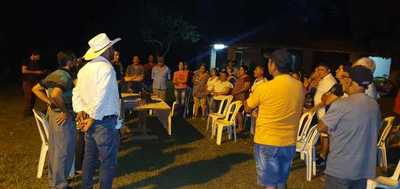 Secretario de la Gobernación hace mitin político pese a cuarentena