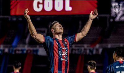 Churín se va de Cerro con 54 goles, 2 títulos y adorado por el 'pueblo'