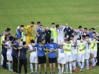La Albirroja asciende 5 lugares en el ranking FIFA