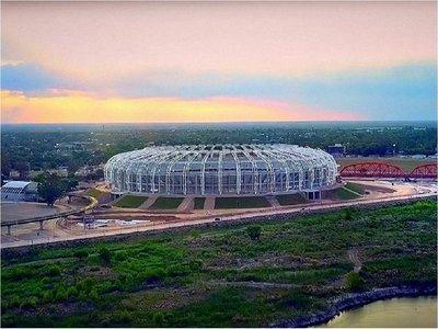 Paraguay jugaría ante Argentina en inesperado estadio